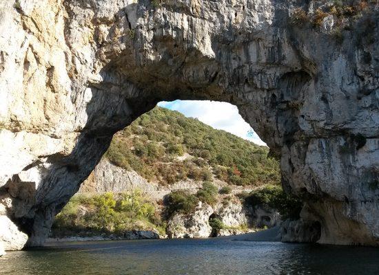 gite-la-maison-en-bois-Vallon pont d'arc